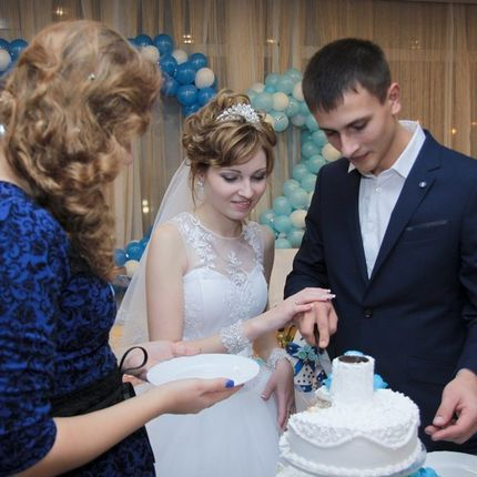 Проведение классической свадьбы, 6 часов