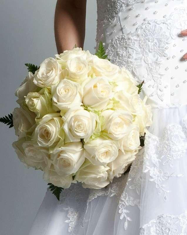 Свадебный салон букет невесты