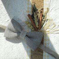 Эксклюзивные галстуки-бабочки для стильных женихов