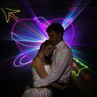 "Лазерное шоу ""Love story"""