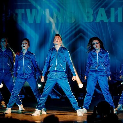 """Танцевальный номер """"Танцуй вместе с нами"""""""
