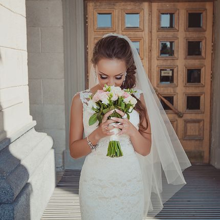 Фотосъёмка полного свадебного дня, от 8 часов