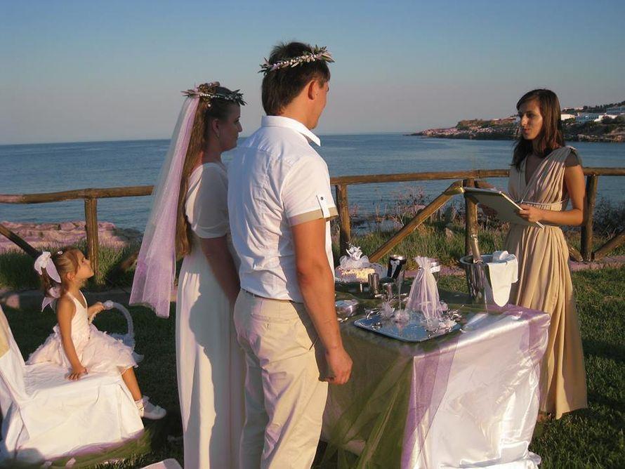Фото 10749080 в коллекции Свадьба от Traveling to Greece - Агенство Traveling to Greece