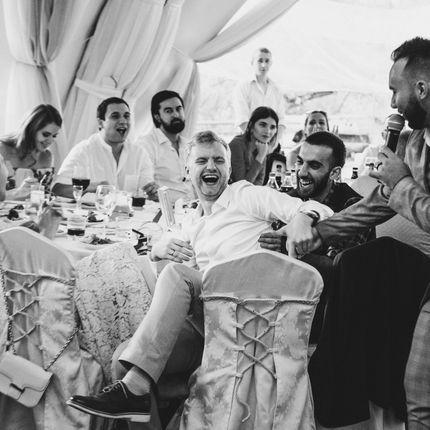 Ведущий + диджей на свадьбу