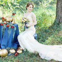 Фото Юля Волк Стилист Алина Гриневич  Букет и оформление Flowers SHOP