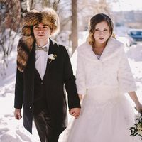 Яна и Дима Букет и бутоньерка - Flowers Shop Фотограф Никита Хнюнин