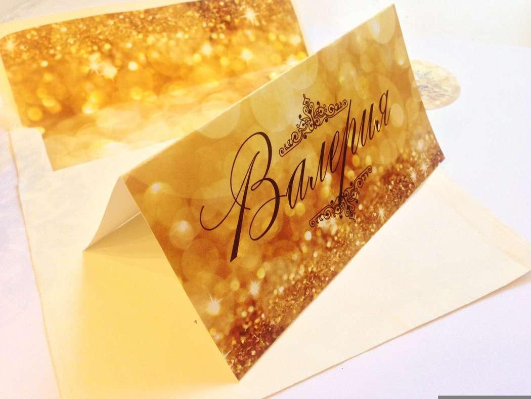 """Рассадочные карточки для гостей - фото 11880086 Студия полиграфии """"Cute wedding"""""""