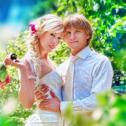 Фотосъёмка свадьбы. От ЗАГСа до ресторана