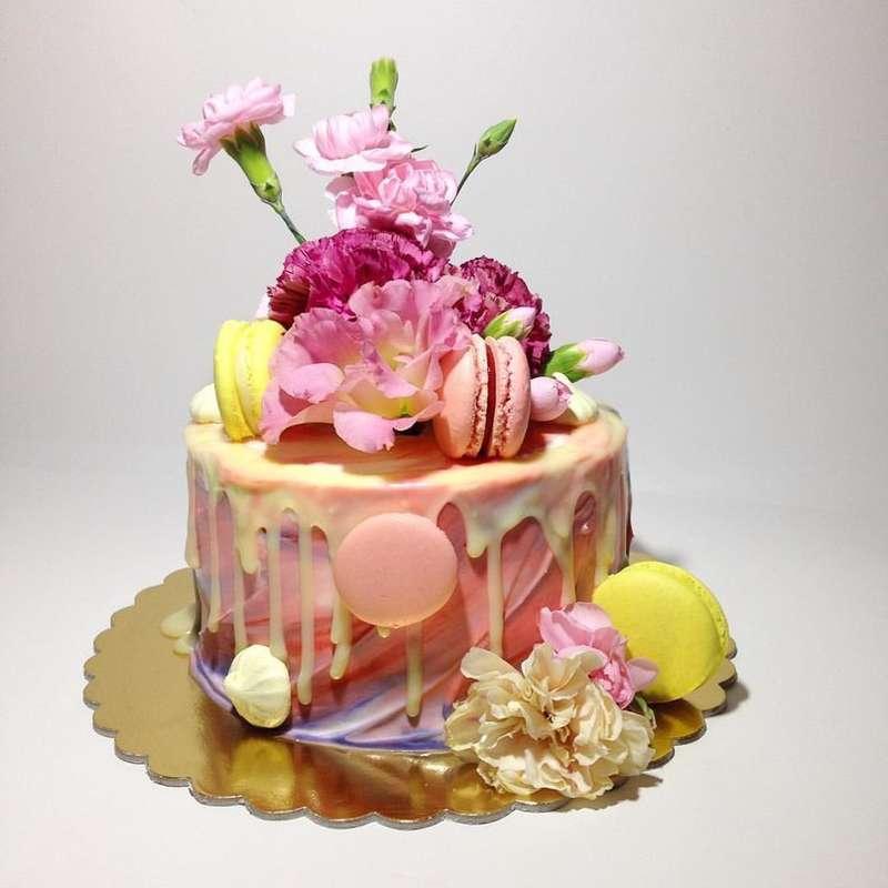 Фото 11647612 в коллекции Торты, пирожные, сладкие наборы - Кондитерская Candy Julik