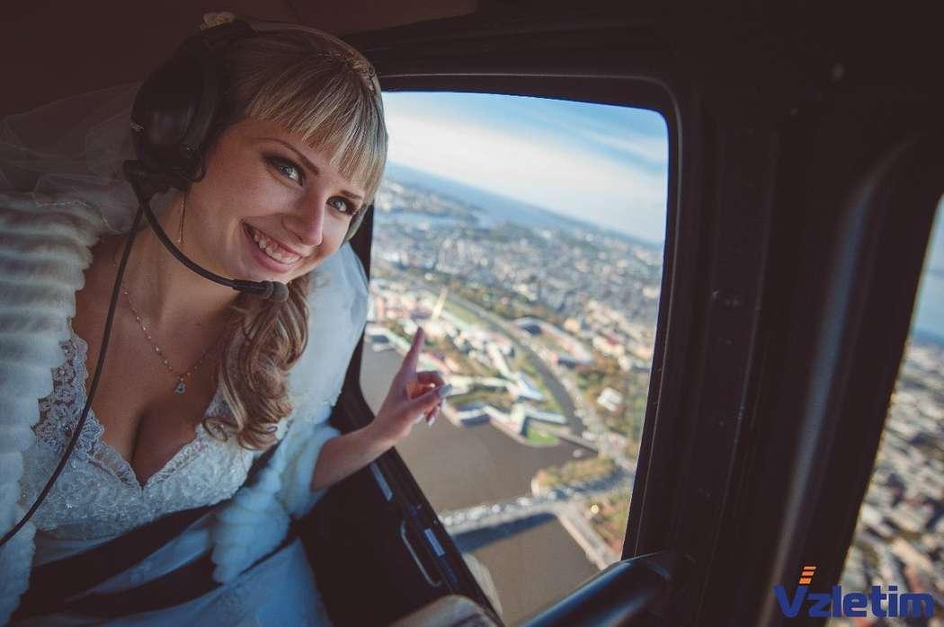 Фото 10851968 в коллекции Аренда вертолета или самолета на свадьбу - Русский клуб деловой авиации