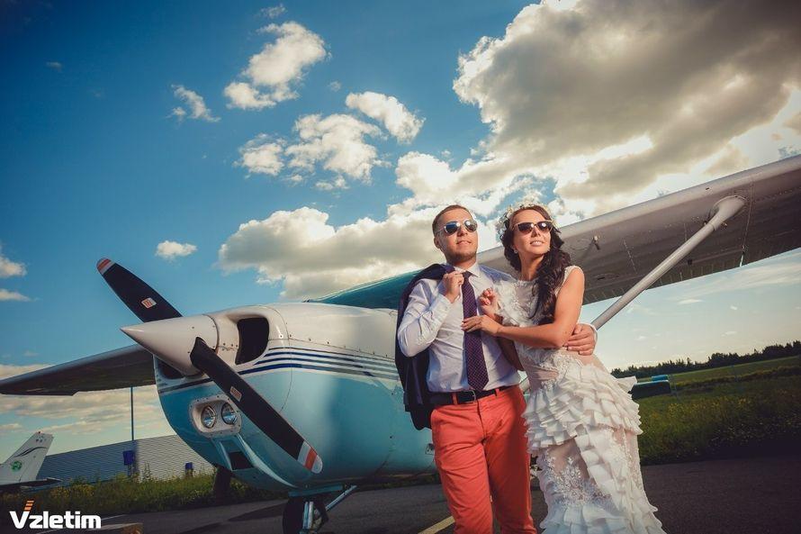 Фото 10851970 в коллекции Аренда вертолета или самолета на свадьбу - Русский клуб деловой авиации
