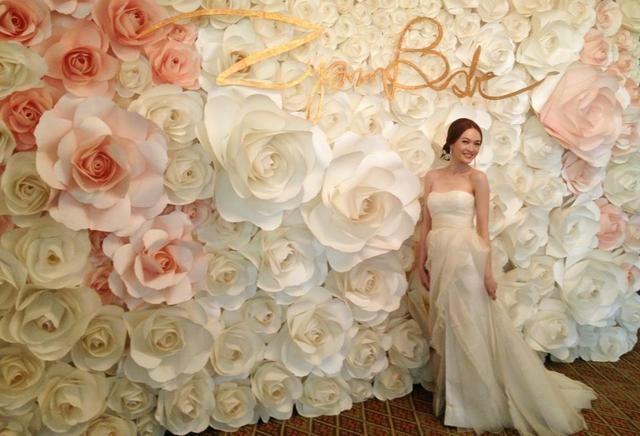 Цветы на свадьбу своими руками