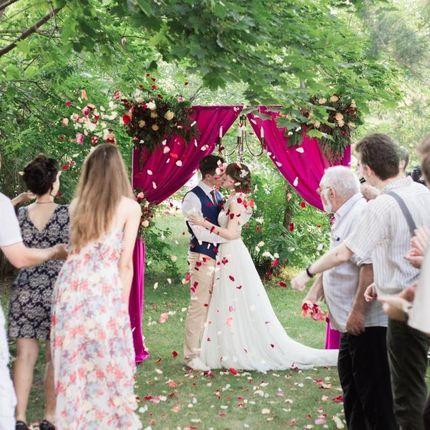Распорядитель на свадьбу, координатор