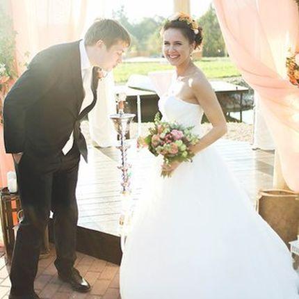 Кальянное обслуживание на свадьбе