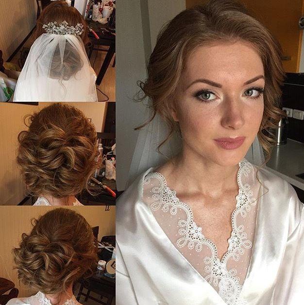 Фото 10883662 в коллекции Свадебный макияж - Визажист-стилист Кристина Куприянова