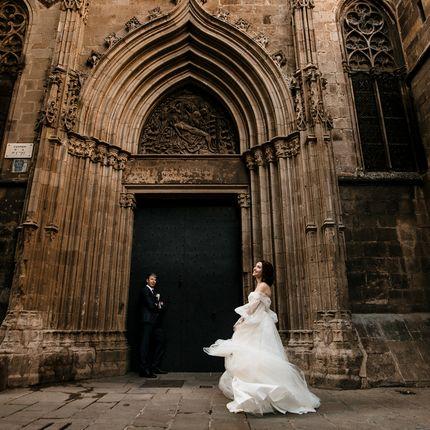 """Организация свадьбы - пакет """"Свадьба в Испании"""""""