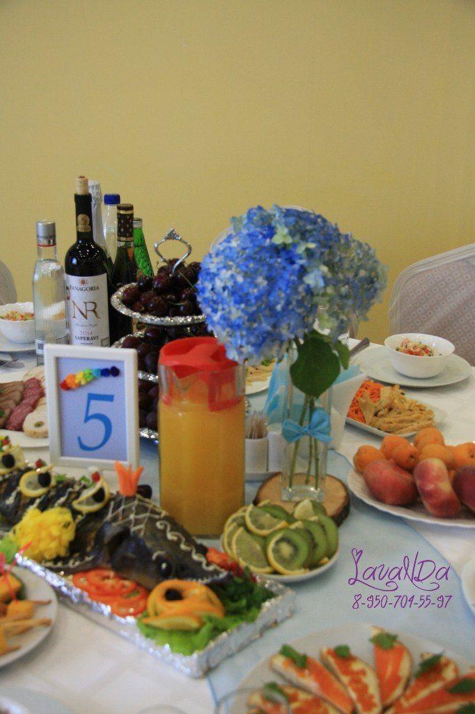 Букетики  и номерки на столы гостей  каждого цвета радуги - фото 10911528 Студия декора LavaNDa