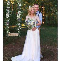 Lovestory  Ольги и Семы❤️❤️❤️. #невеста#качели#букетневесты #Lovestory#лес#голубойбукет#