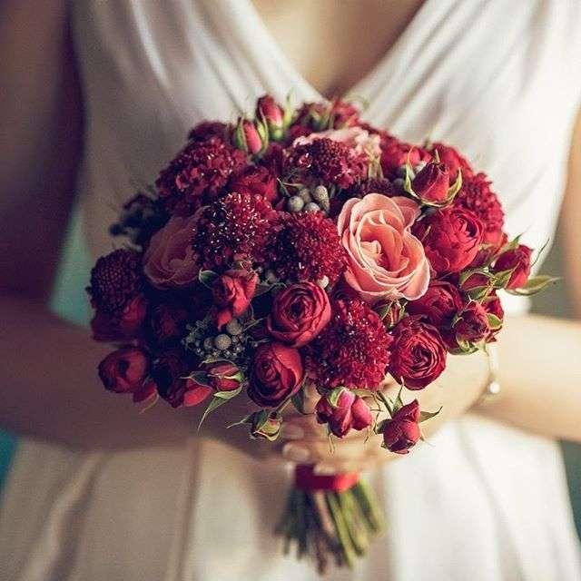 Мой летний букетик для очаровательной Дарьи - фото 11096570 Флорист Савинова Виктория