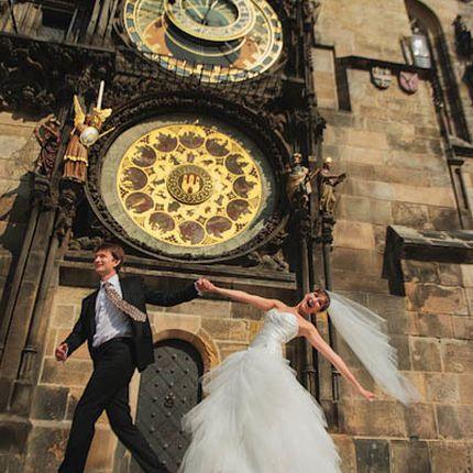 Организация церемонии в Староместской Ратуше в Праге