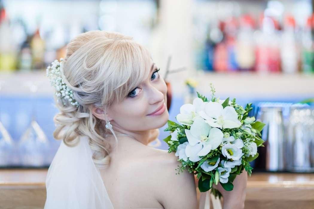 этой очаровательная невеста фото необыкновенное зрелище, сочетание