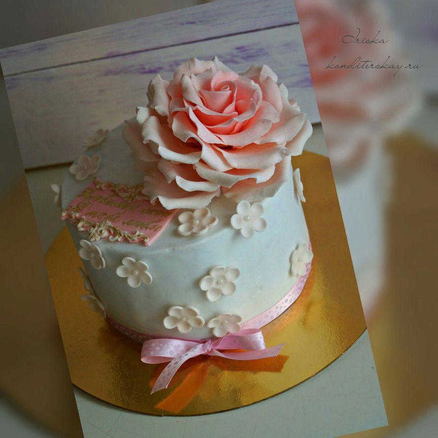 Фото 10959712 в коллекции Свадебные - Свадебные торты Iriska