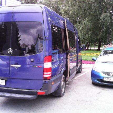Аренда Mersedes Sprinter VIP турист