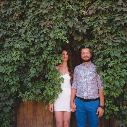 Свадебная фотосессия полный день