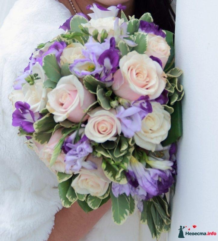 """Фото 452816 в коллекции Букет невесты - Салон цветов """"Flower's tino"""""""