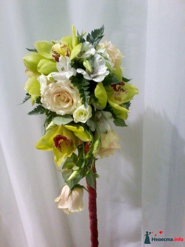 """Фото 452837 в коллекции Букет невесты - Салон цветов """"Flower's tino"""""""