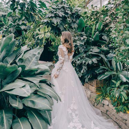 Свадебное платье Джоана