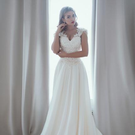 Свадебное платье Камилла Лайт