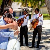 Свадьба в Доминикане в стиле винта