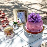 Винтажный свадебный декор
