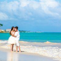 Свадьба в Доминикане в морском стиле