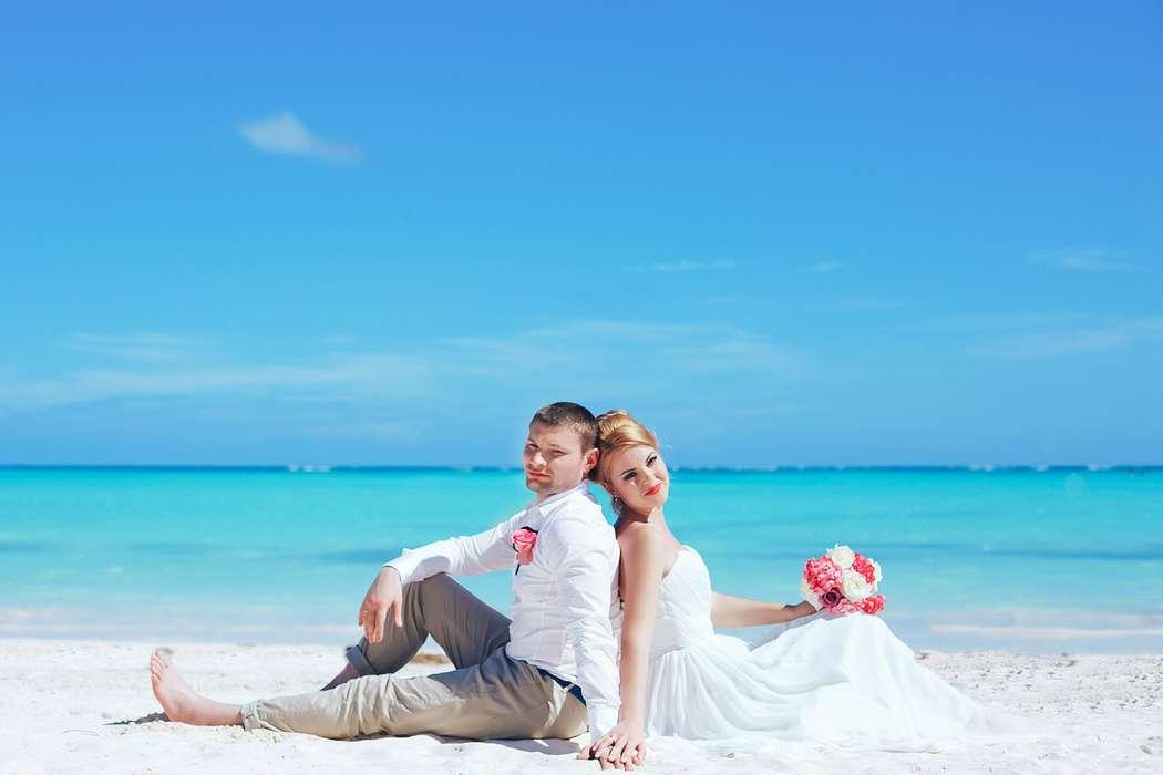 Фото 14493416 в коллекции Официальная свадьба в Доминикане на пляже Juanillo в Кап Кане {Сергей и Кристина} - Caribbean Wedding - свадьба в Доминикане