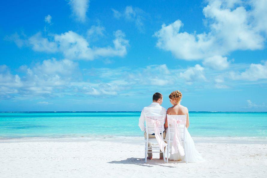 Фото 14493436 в коллекции Официальная свадьба в Доминикане на пляже Juanillo в Кап Кане {Сергей и Кристина} - Caribbean Wedding - свадьба в Доминикане