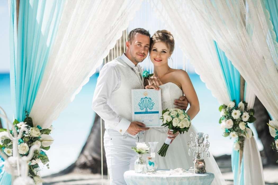 Фото 17608384 в коллекции Нежная свадьба на острове Саона {Дмитрий и Валентина} - Caribbean Wedding - свадьба в Доминикане