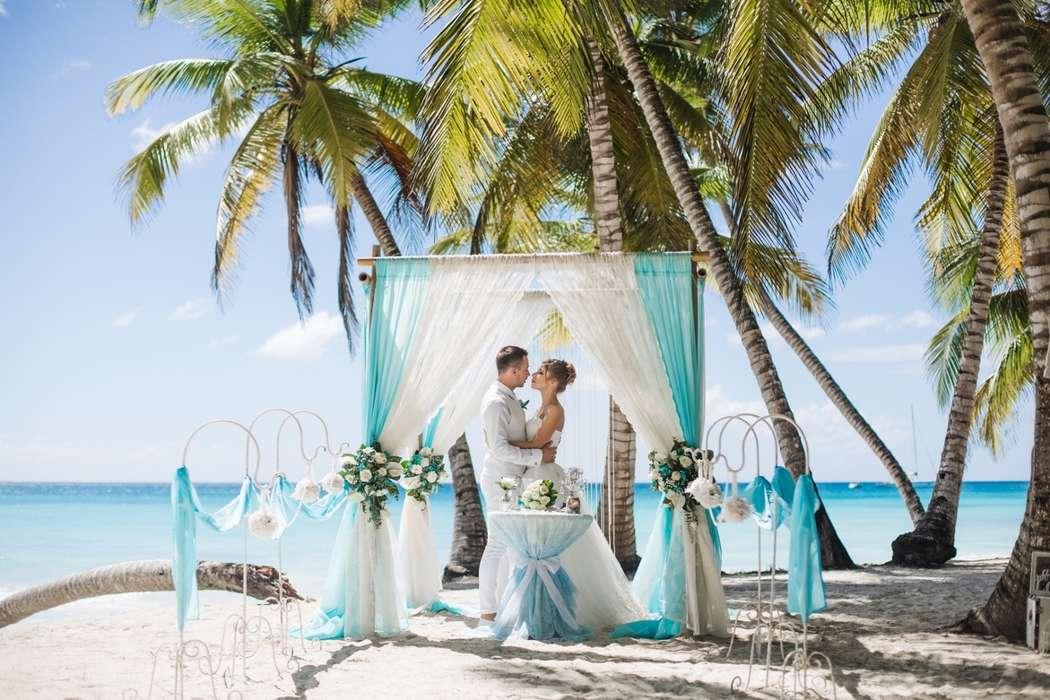 Фото 17608386 в коллекции Нежная свадьба на острове Саона {Дмитрий и Валентина} - Caribbean Wedding - свадьба в Доминикане