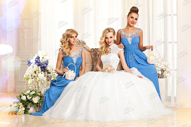 """Фото 12806544 в коллекции Свадебные и Вечерние Брендовые платья - Свадебный салон """"Bride"""""""