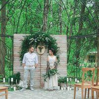Свадебное платье в стиле Botanic. Возможен пошив по Вашим меркам, срок изготовления от 14-и до 30-и дней, в зависимости от загрузки