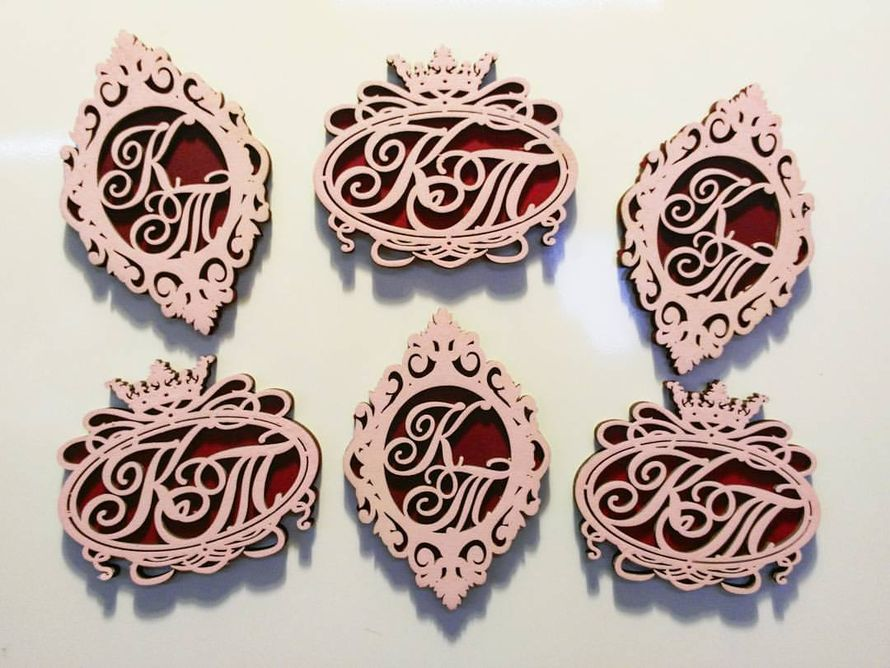 Фото 15567254 в коллекции Памятные магнитики для гостей - Семейная студия аксессуаров Les design