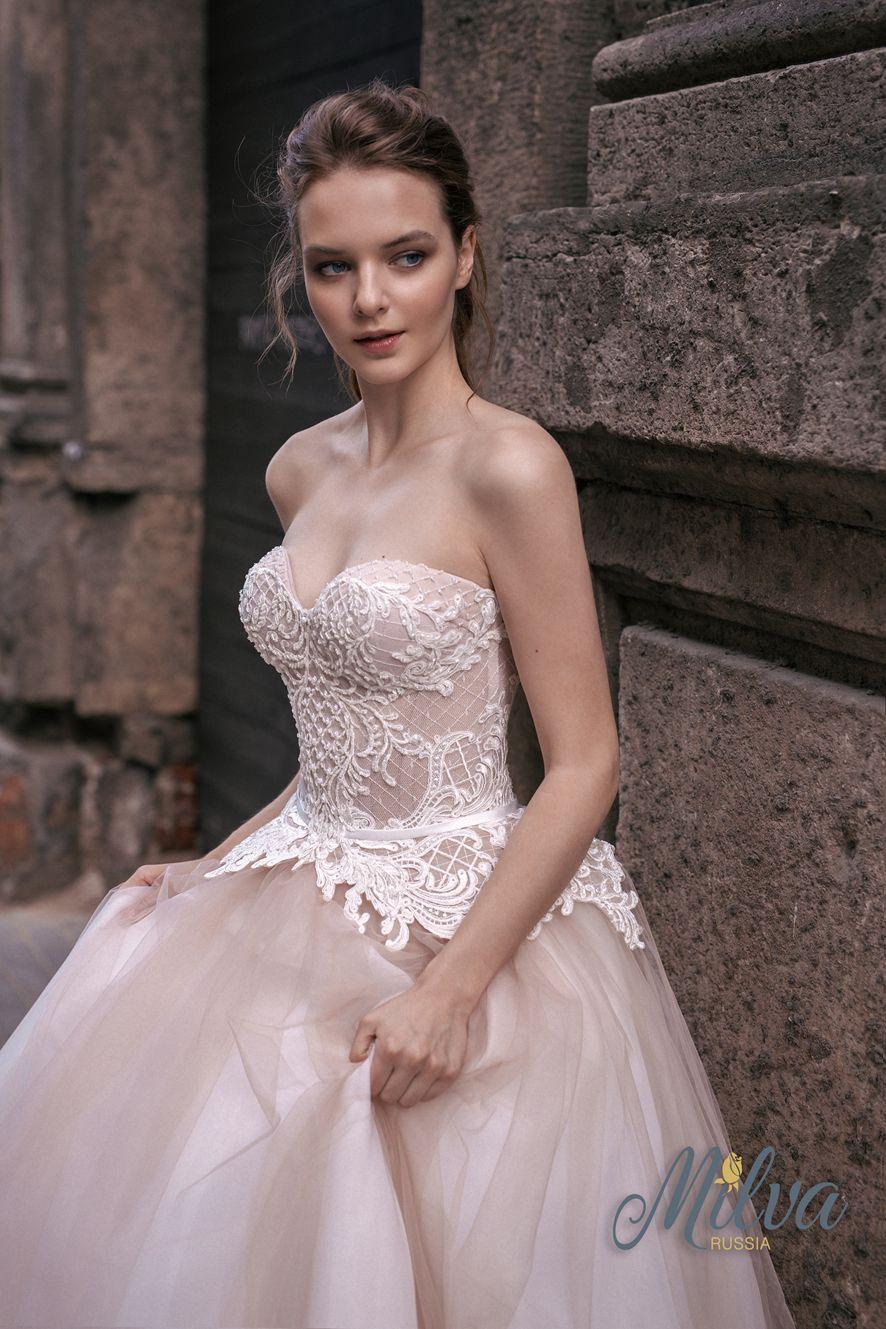 Фото 16399828 в коллекции Портфолио - Свадебные платья Milva