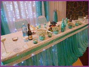 "Фото 11100786 в коллекции Свадьба в стиле Тиффани"" - Воздушный бум - флористика и декор"