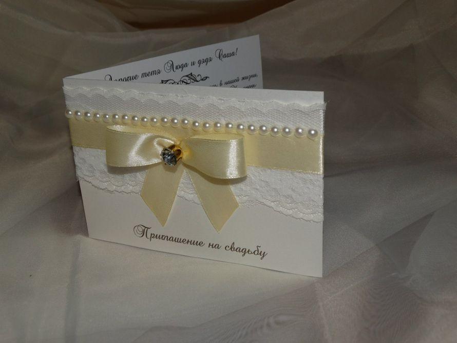 Приглашение на свадьбу в любом цвете и дизайне сделаем на заказ. 8-951-418-82-91 - фото 11107056 Креатив центр  - cтудия праздничных услуг