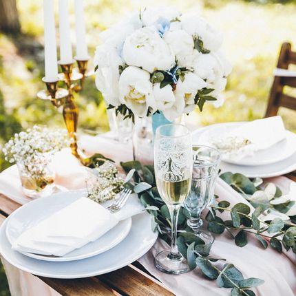 Декор свадебной фотосессии