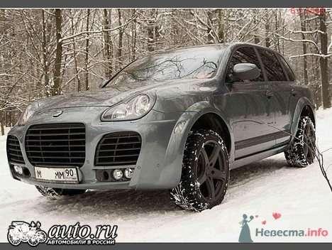 Порше Каен Магнум - фото 6600 Авто-Делюкс - прокат авто