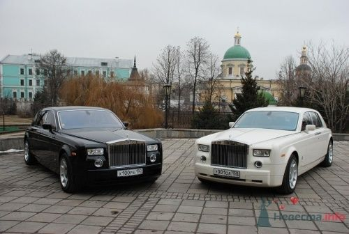 2 Роллс-Ройса Фантома со скидкой - фото 6629 Авто-Делюкс - прокат авто