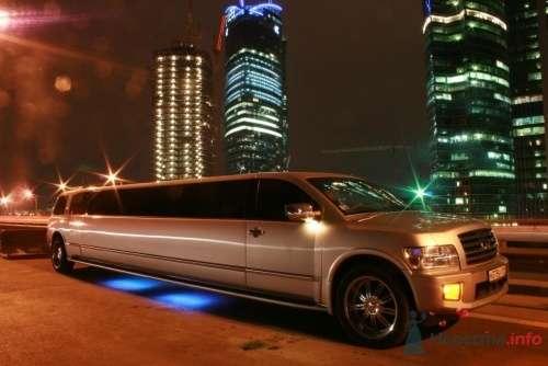 Инфинити QX 56 22 места - фото 923 Limo-pro лимузины на свадьбу