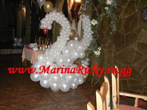 Лебедь - фото 2249 Marina Richy - частные оформители